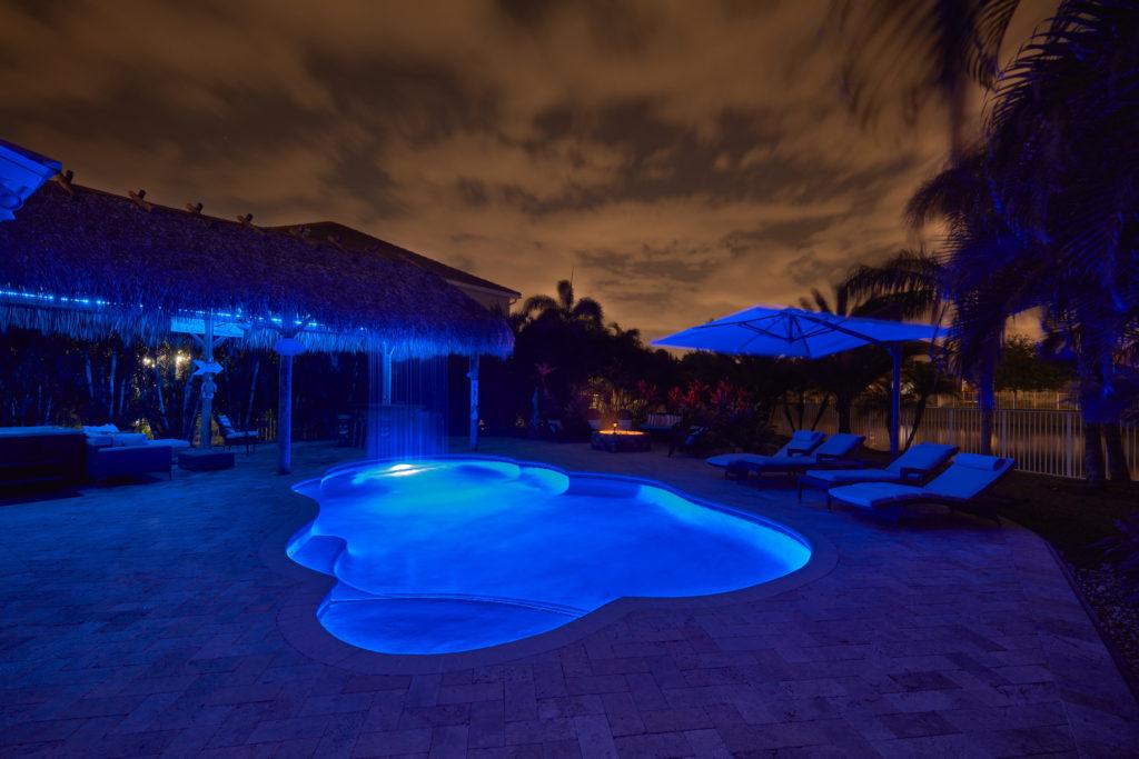 78 Palm Beach Plantation Twilight Pool Deck