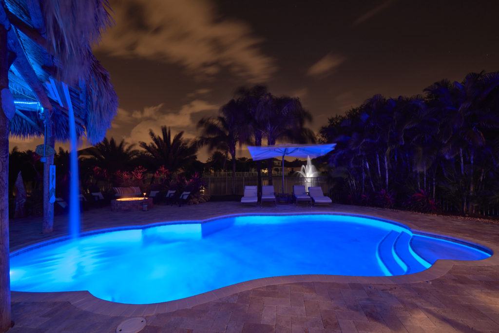 78 Palm Beach Plantation Twilight Pool Deck 3